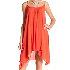 Elan Sleeveless Cover Up Slip Dress